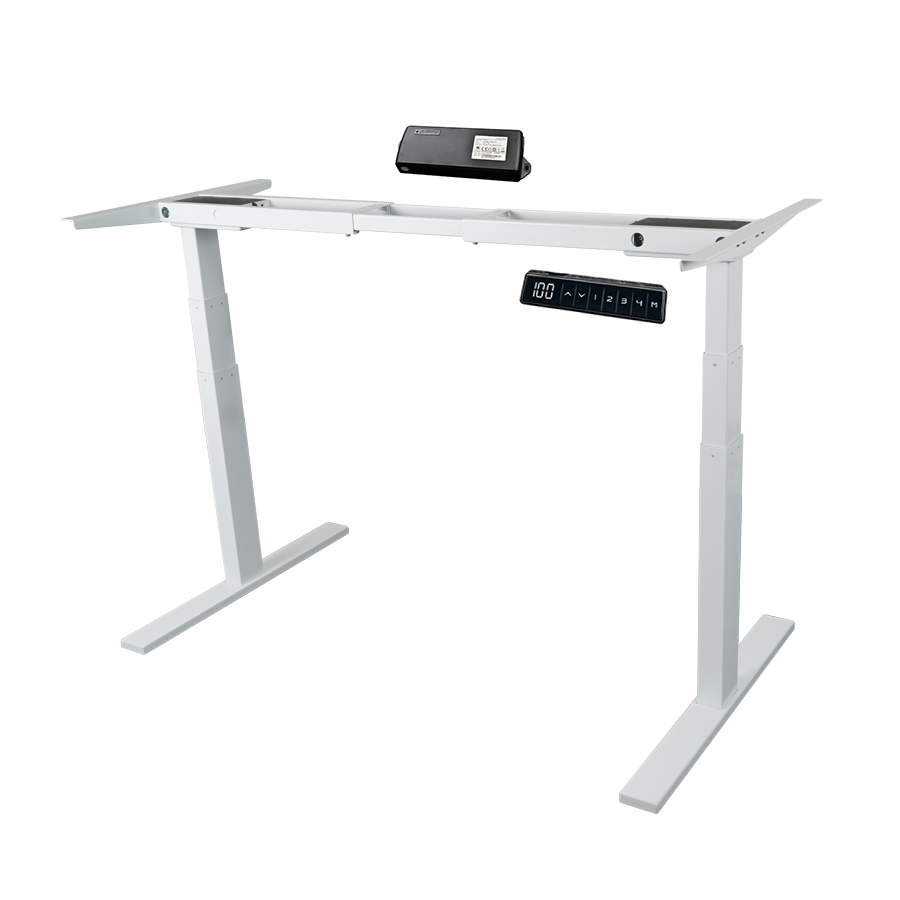 Electric Standing Desk Wholesale Height Adjustable Desk China Factory    Height Adjustable Desk, Standing Desk Converter   Vaka Manufacturer